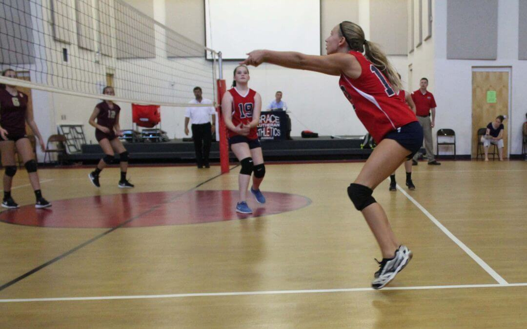 Register Now for Volleyball Camp